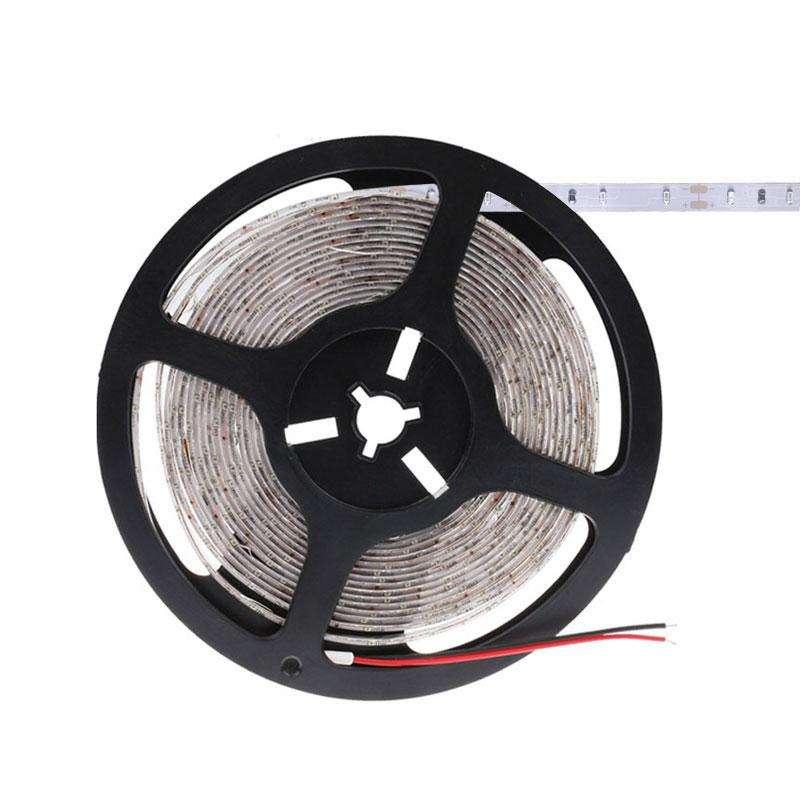 Tira LED BASIC SMD3014, DC12V, 5m (60 Led/m) - IP20